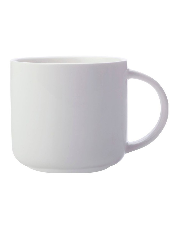 White Basics Mug 440ML White image 1