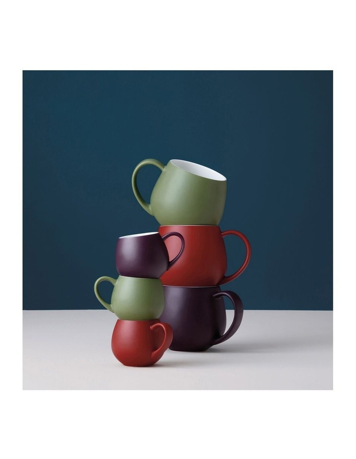 Tint Mini Snug Mug 120ML Burgundy image 2