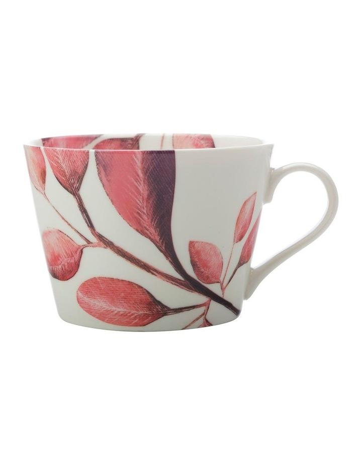 Winter Bloom Mug 450ML Raspberry image 1