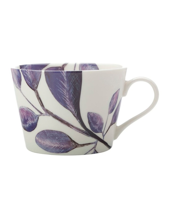Winter Bloom Mug 450ML Violet image 1