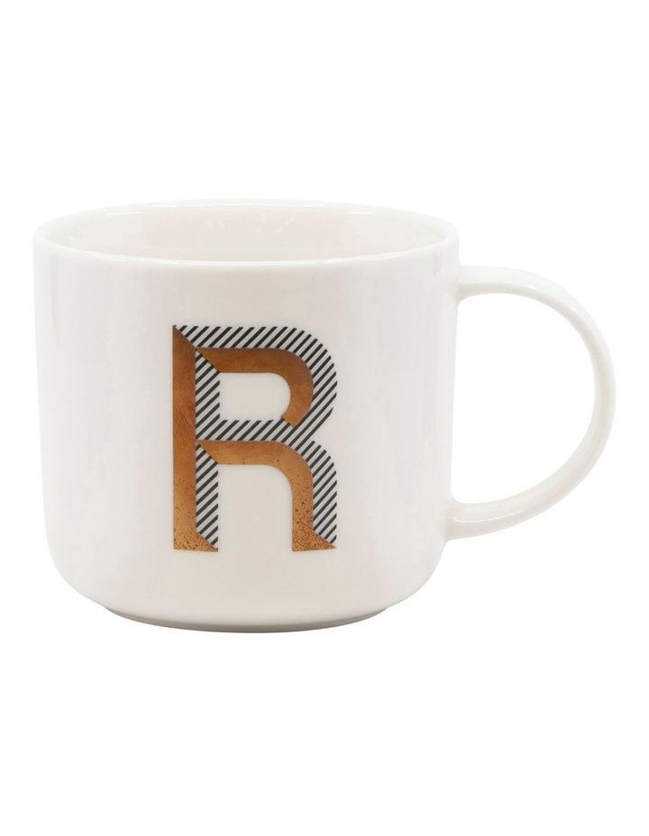 Alpha Mug 400ml - Letter R image 1