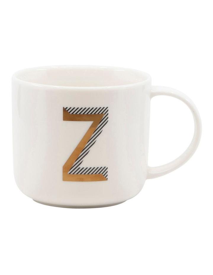 Alpha Mug 400ml - Letter Z image 1