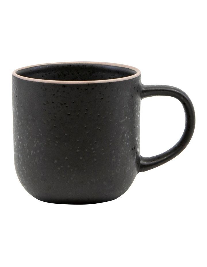 Hana Mug Set 4pc - Black image 2