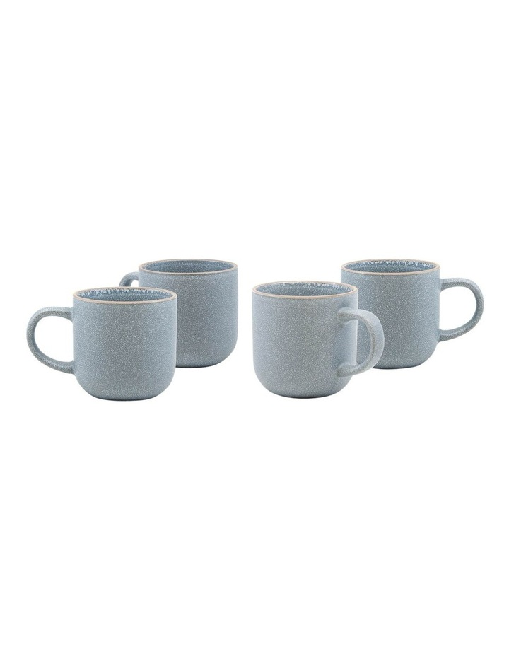 Hana Mug Set 4pc - Blue image 1