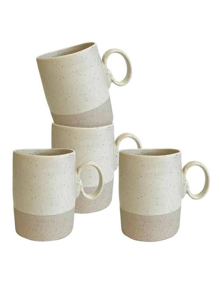NOMAD Mug - 400ml - Natural - Set of 4 image 1