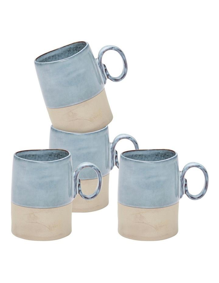 NOMAD Mug - 400cm - Grey - Set of 4 image 1