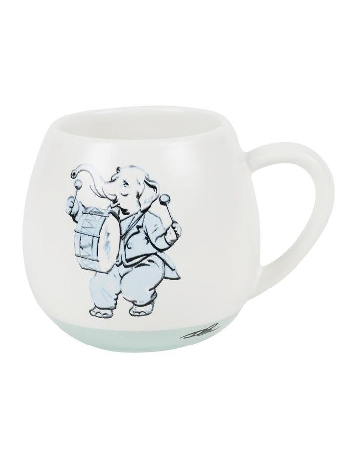 Robert Gordon x Bromley Hug Me Kids Mug Drummer Elephant image 1