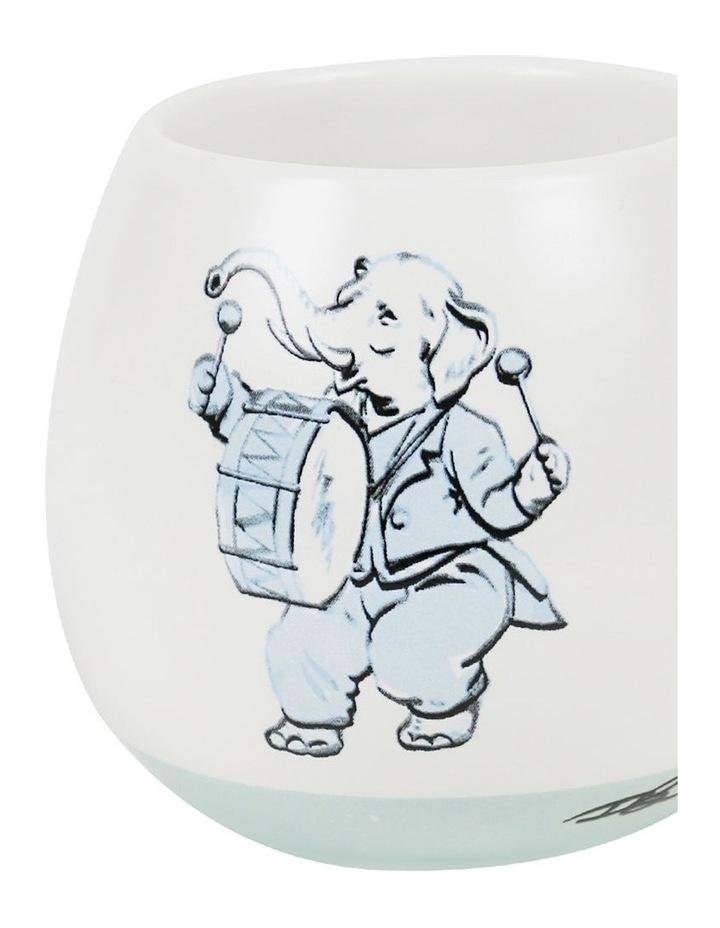 Robert Gordon x Bromley Hug Me Kids Mug Drummer Elephant image 2