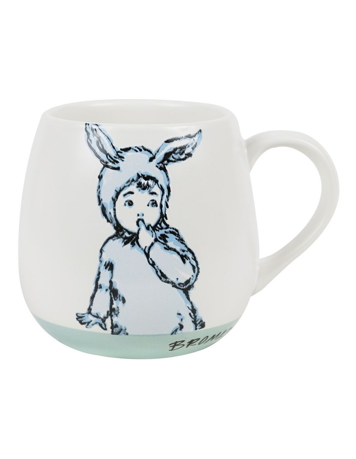 Robert Gordon x Bromley Hug Me Mug Rabbit image 1