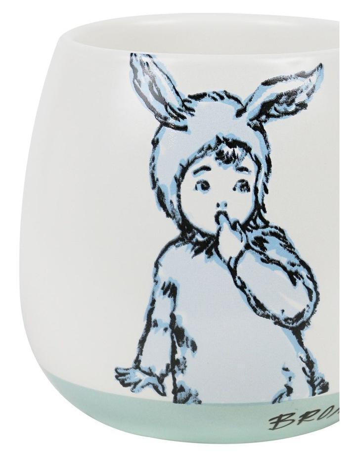 Robert Gordon x Bromley Hug Me Mug Rabbit image 2