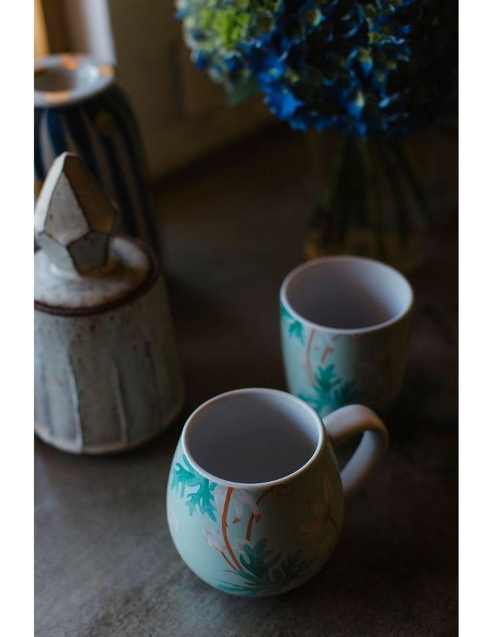 Robert Gordon X Louise Jones Hug Me Mug - Flannel Flower image 3
