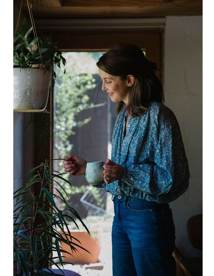 Robert Gordon X Louise Jones Hug Me Mug - Flannel Flower image 4