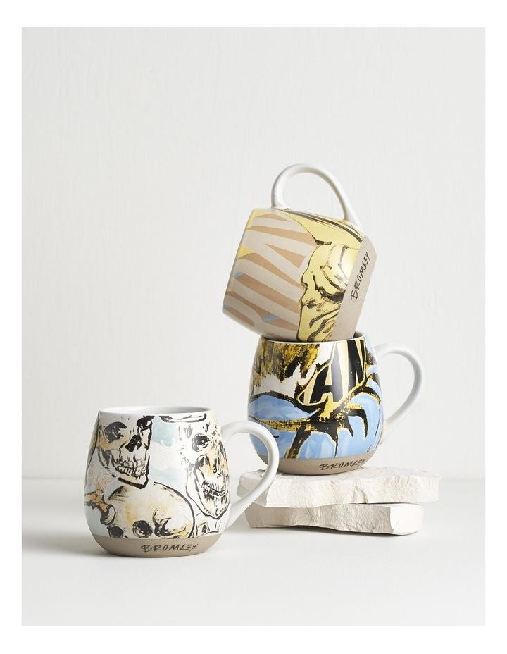 Robert Gordon X Bromley Hug Me Mug Xl - Gold Butterflies image 3