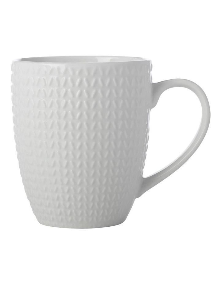 Corallo Mug 360ML White image 1