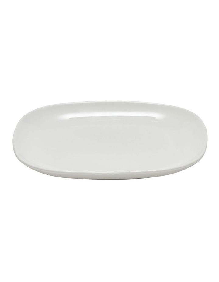 Shades Dinner Plate 26cm - White image 1