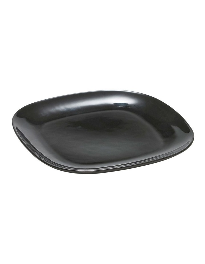 Shades Side Plate 19cm - Charcoal image 1