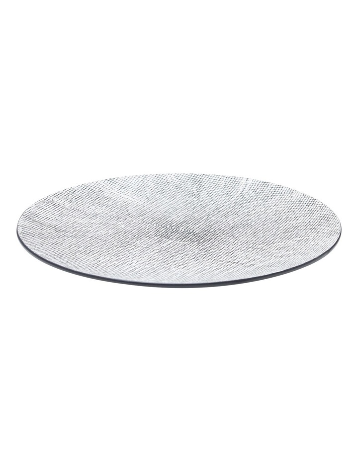 Raww Dinner Plate - Black image 2