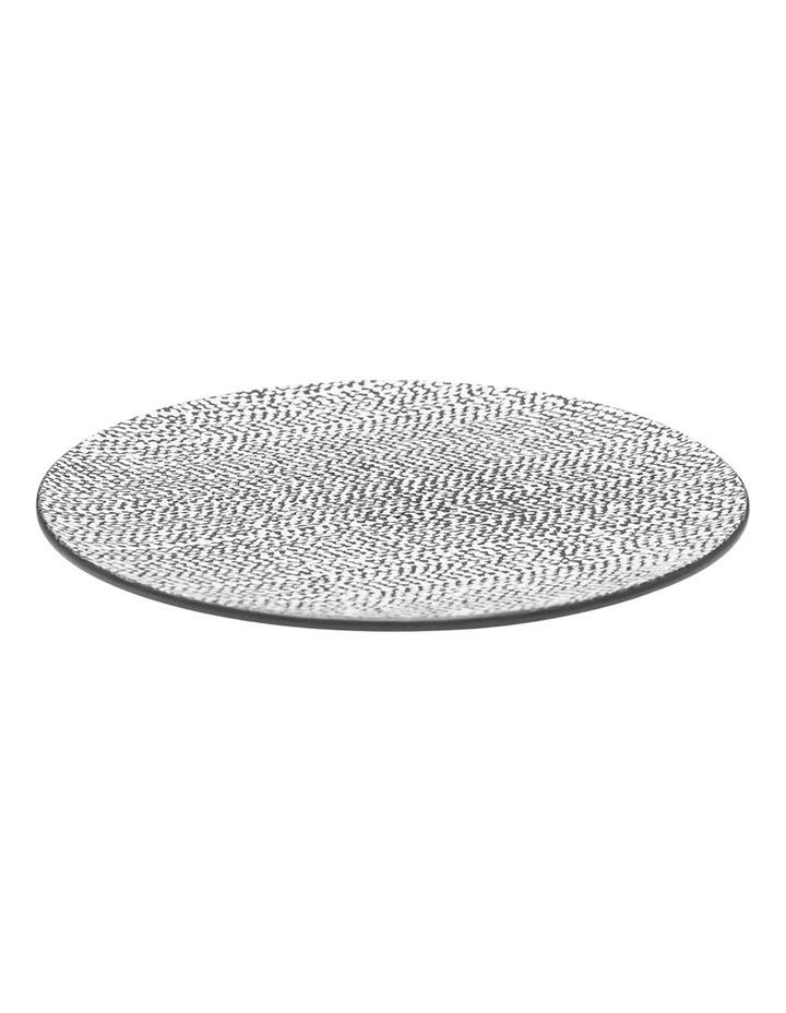 Raww Side Plate 20cm - Black image 1