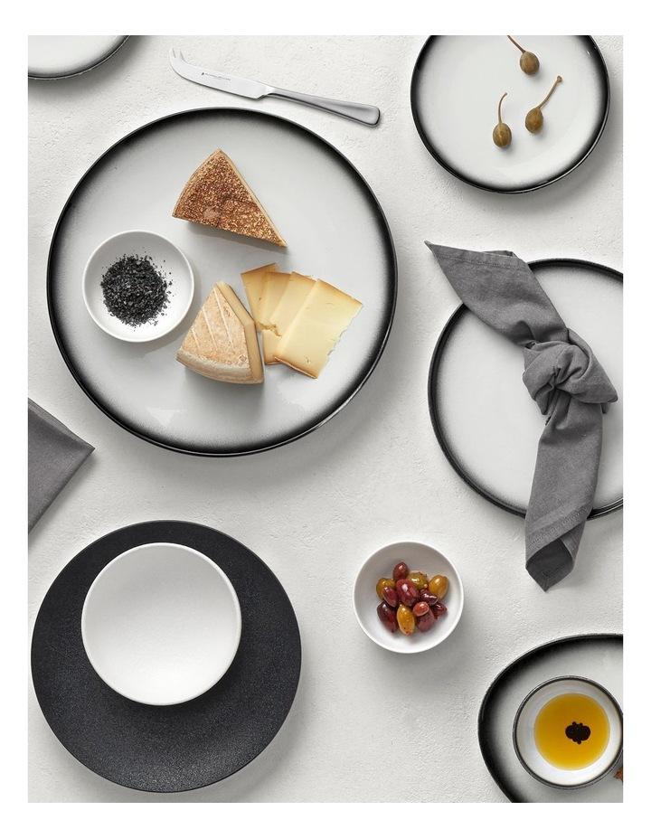 Caviar Coupe Plate 15cm Black image 2