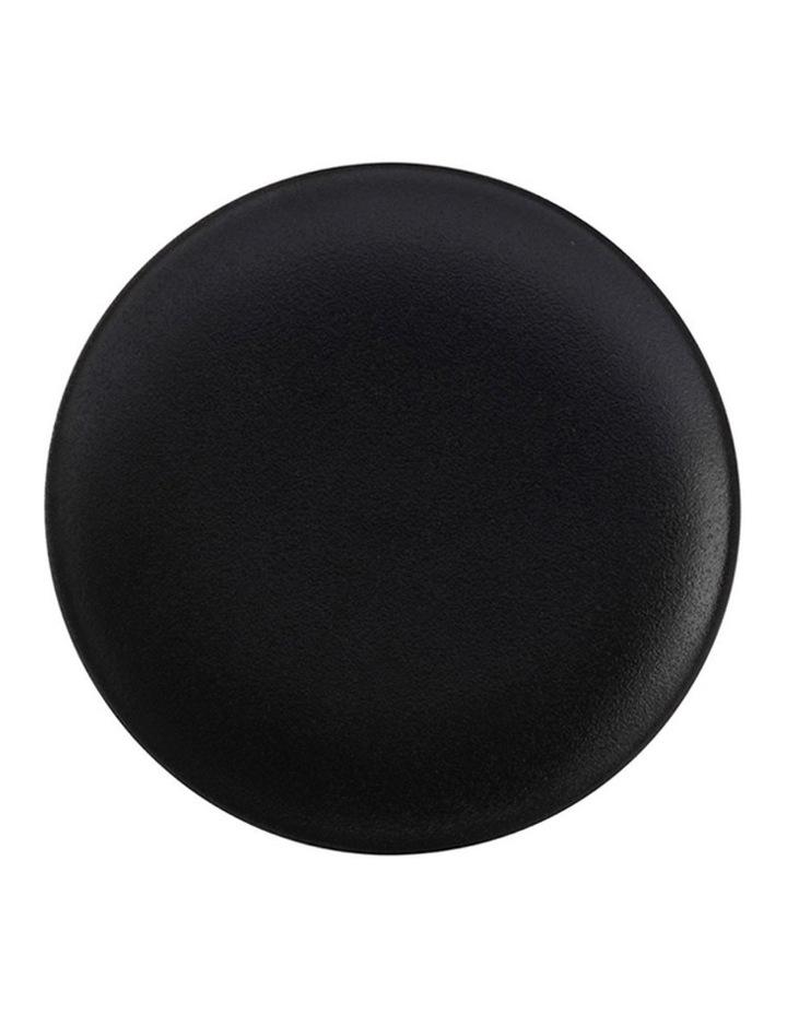 Caviar Coupe Plate 20cm - Black image 1