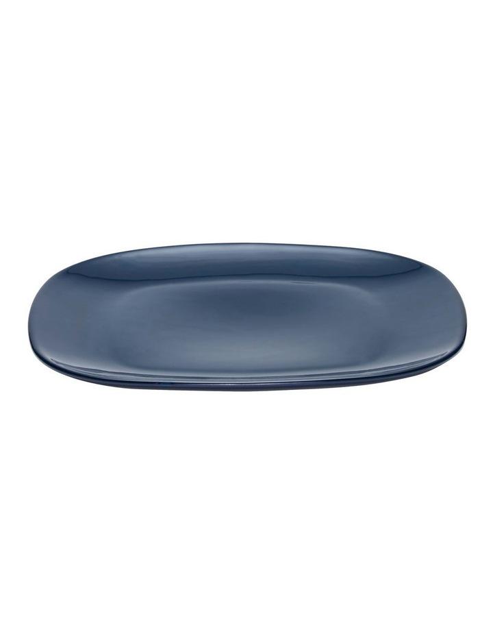 Shade Dinner Plate - Indigo image 2