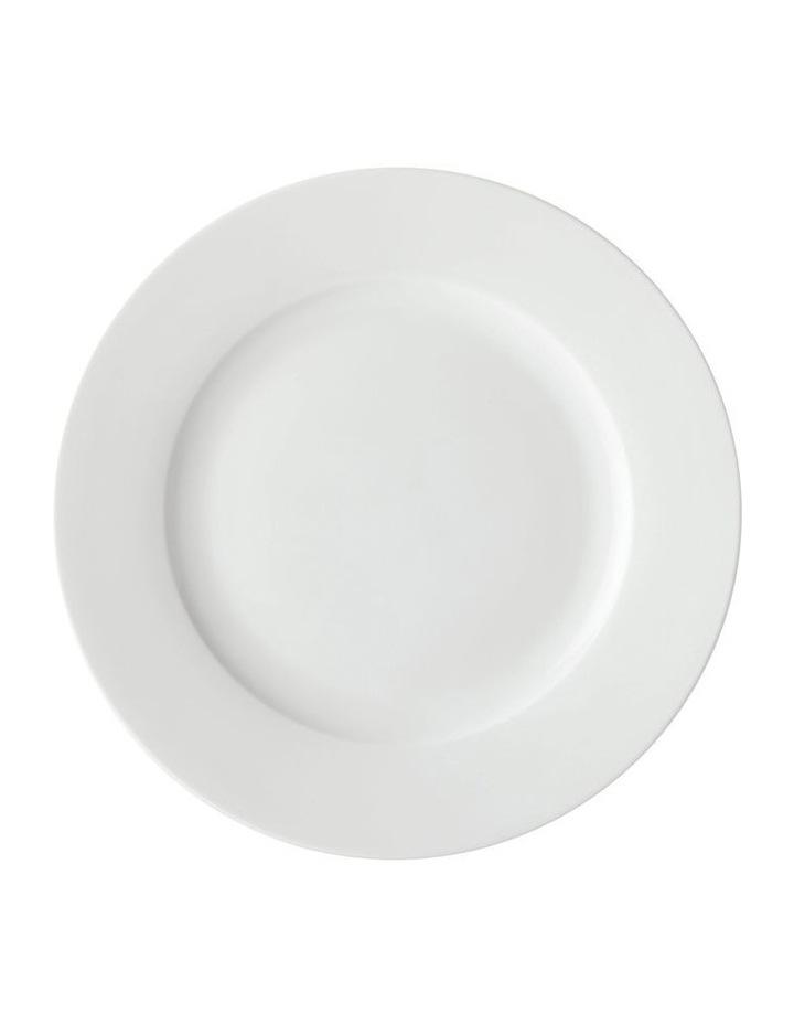 White Basics Rim Dinner Plate 27.5cm image 1