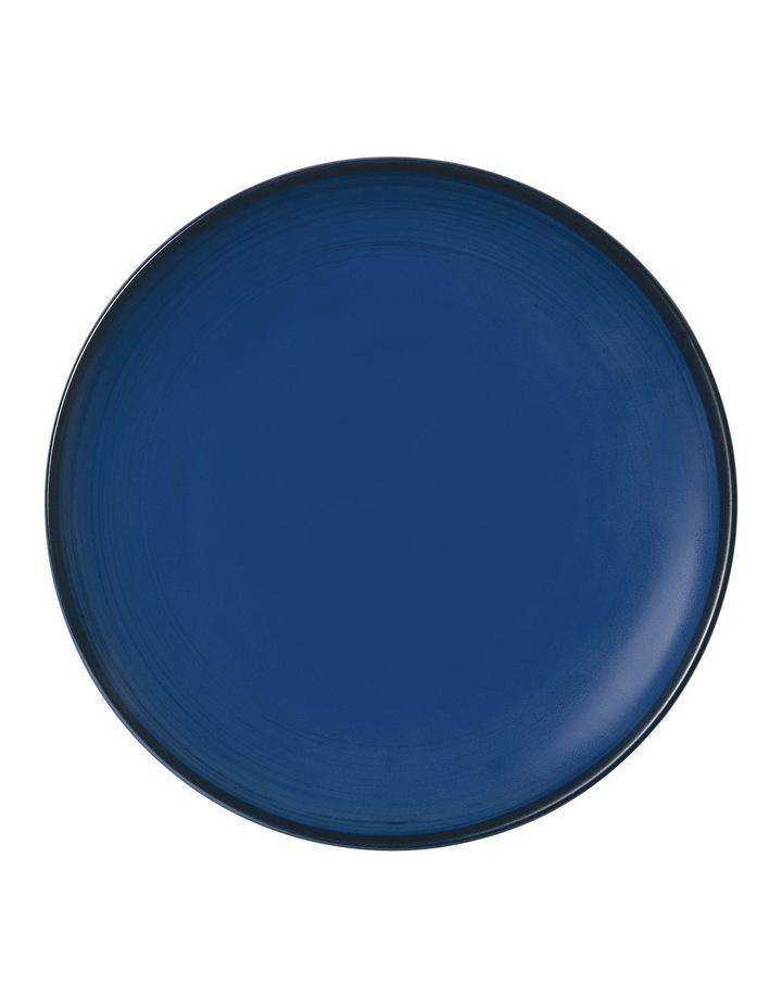 Glaze Coblat Blue Plate 21cm image 1