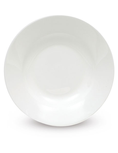 Cashmere Rim Side Plate 20cm image 1