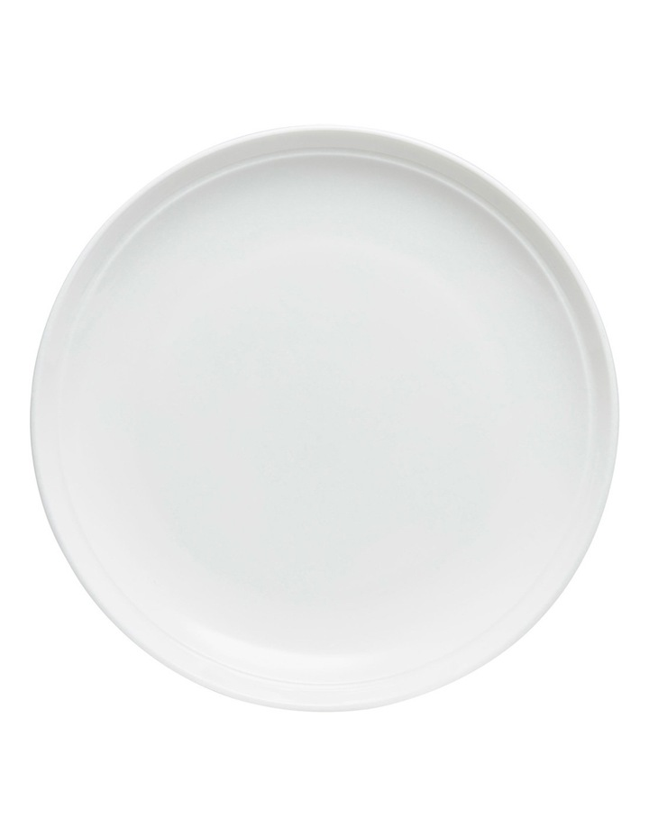 Edge Side Plate  20cm - White image 1