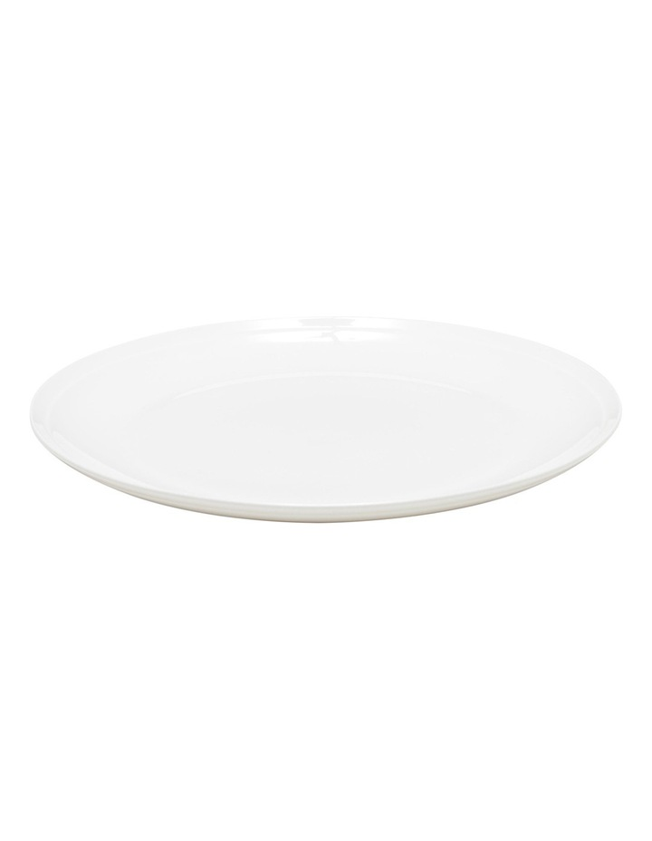Edge Side Plate  20cm - White image 2