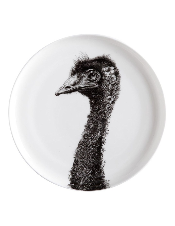 Marini Ferlazzo Plate 20cm Emu Gift Boxed image 1