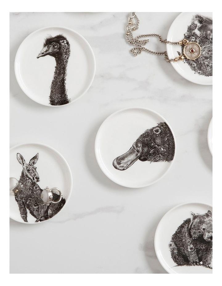 Marini Ferlazzo Plate 20cm Emu Gift Boxed image 2