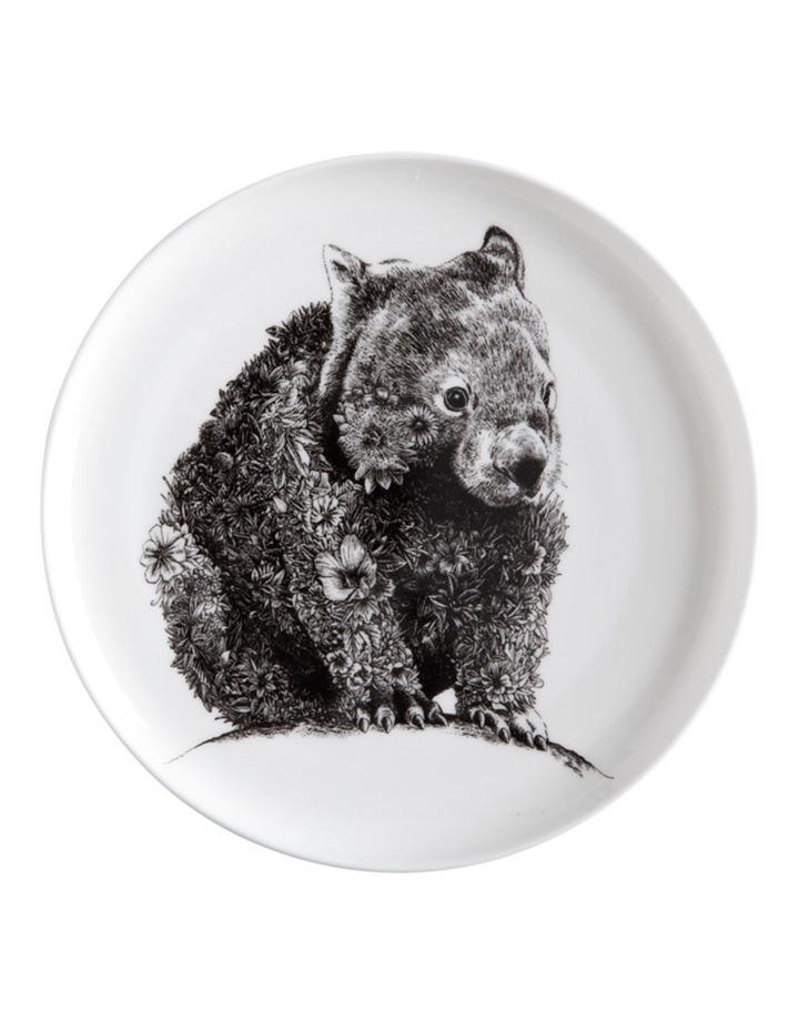 Marini Ferlazzo Plate 20cm Wombat Gift Boxed image 1