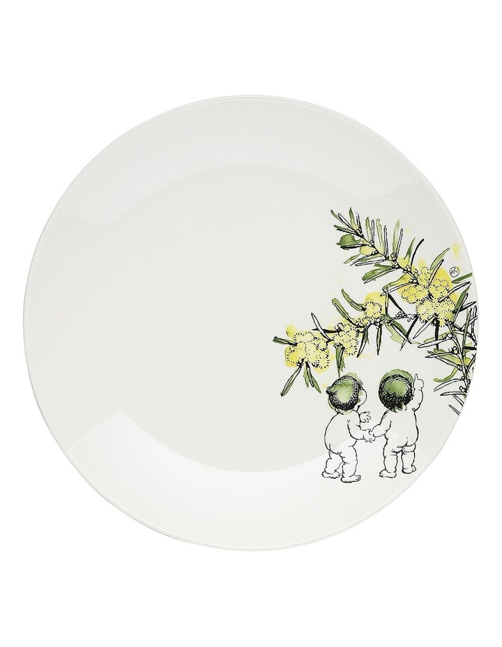 May Gibbs Wattle Side Plate 20cm - Gift Boxed image 1