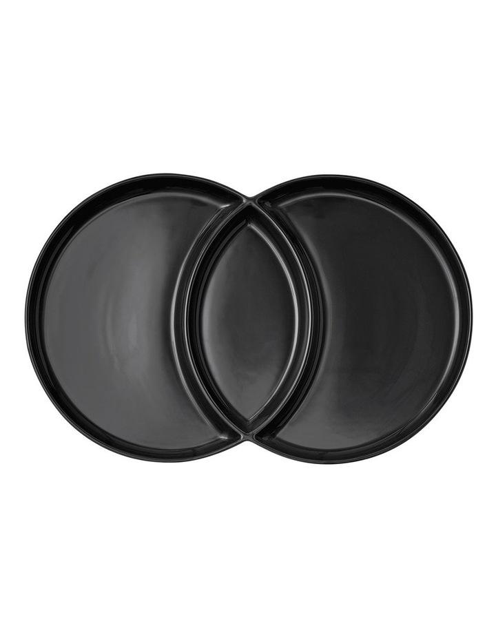 Loop Charcoal Platter image 1