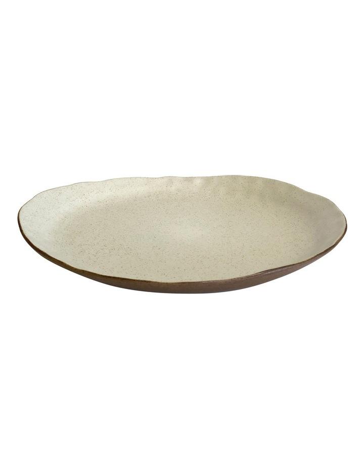 Nomad Dinner Plate Natural  28cm image 1