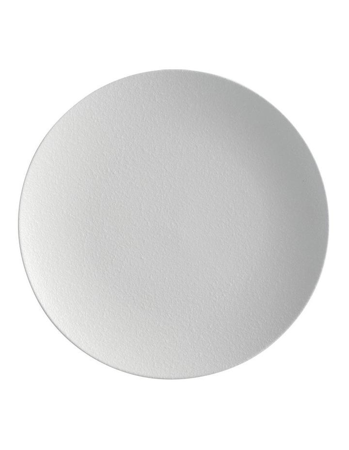 Caviar Coupe Plate 27.5cm White image 1