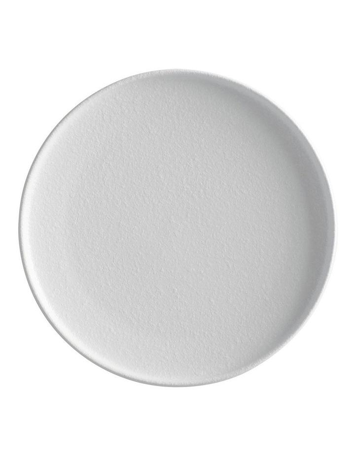 Caviar High Rim Plate 21cm White image 1