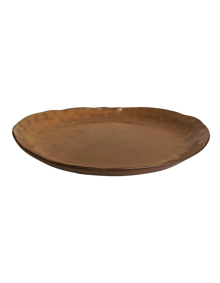 NOMAD Dinner Plate - 27cm - Rust image 1