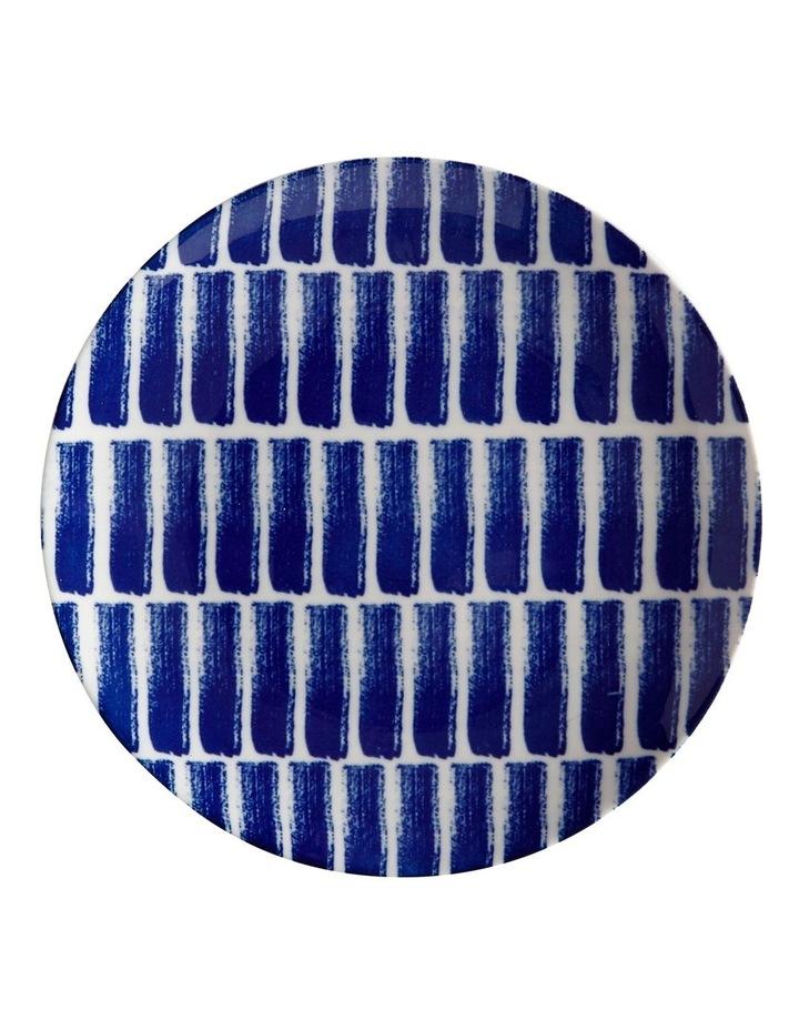 Suomi Plate 20cm Brush Stroke image 1