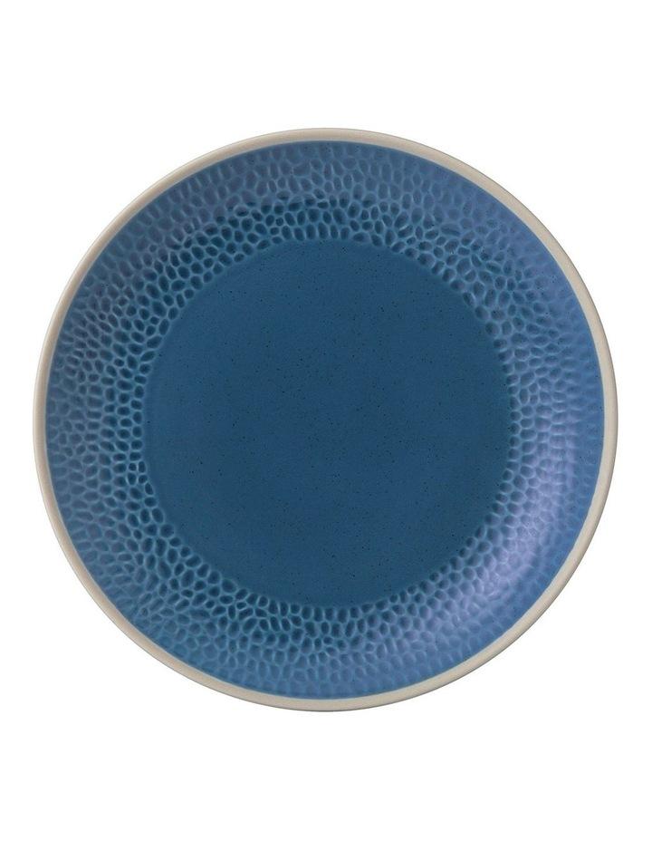 Maze Grill Blue Plate 27cm Hammer image 1