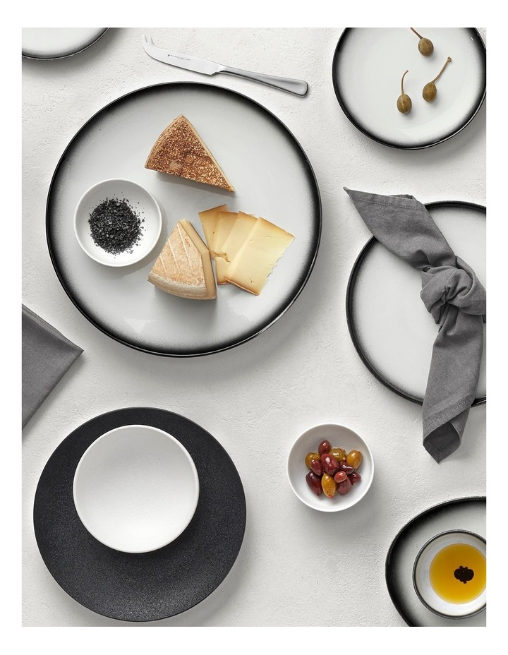 Caviar Granite Coupe Plate 15cm image 2