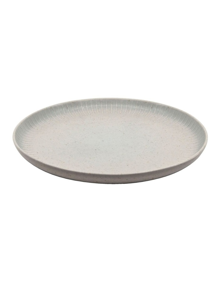 Caro 21.5cm Stoneware Side Plate in Bone White image 2