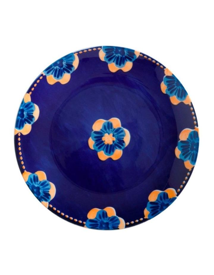 Majolica Dinner Plate 27cm Ink Blue image 1
