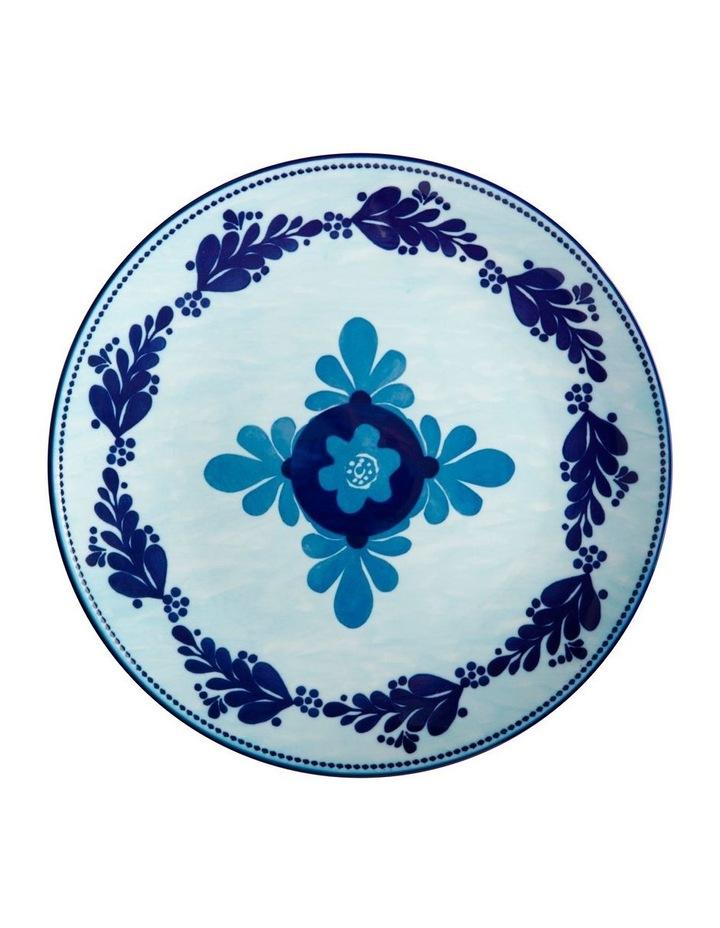 Majolica Dinner Plate 26.5cm Sky Blue image 1