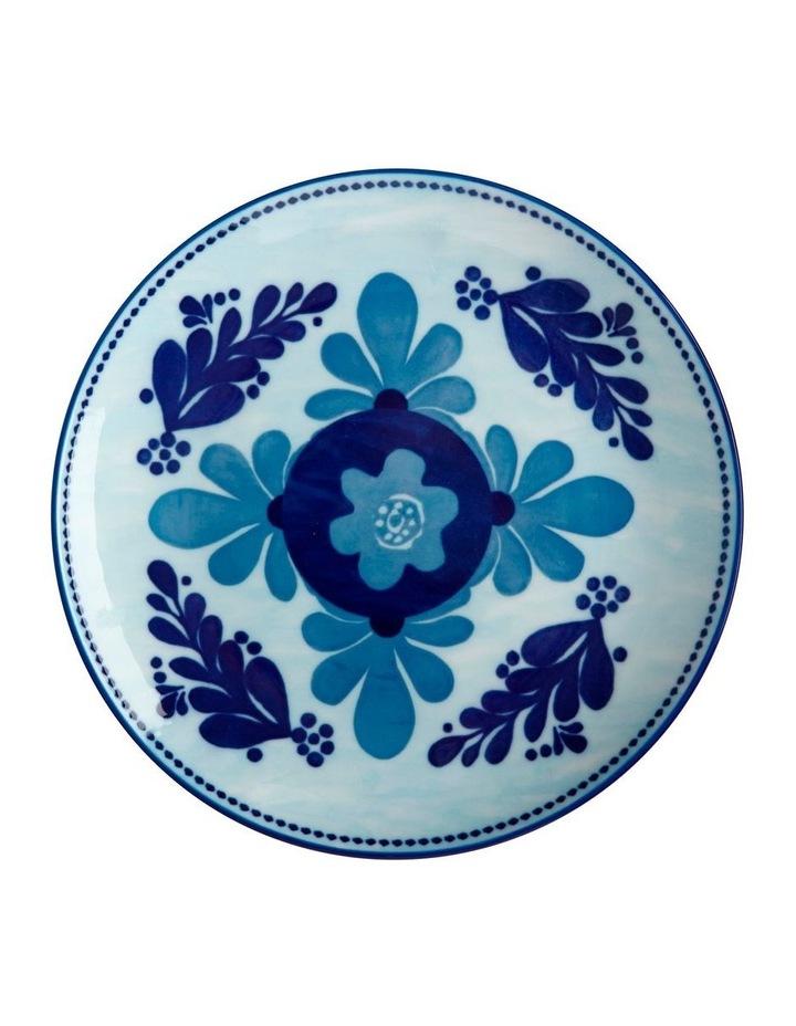 Majolica Side Plate 20cm Sky Blue image 1
