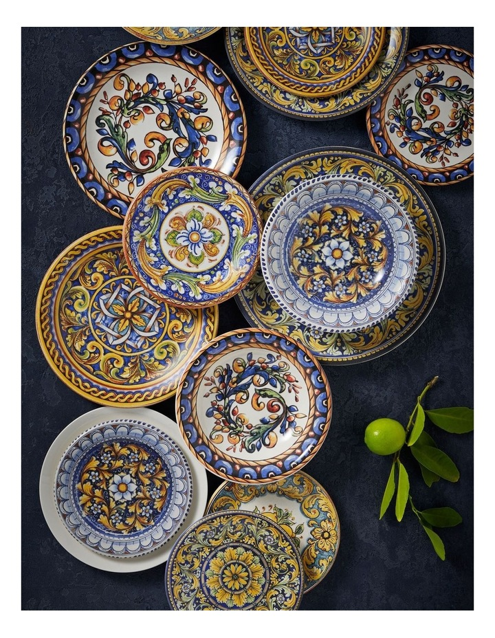 Ceramica Salerno Plate 20cm Duomo image 2