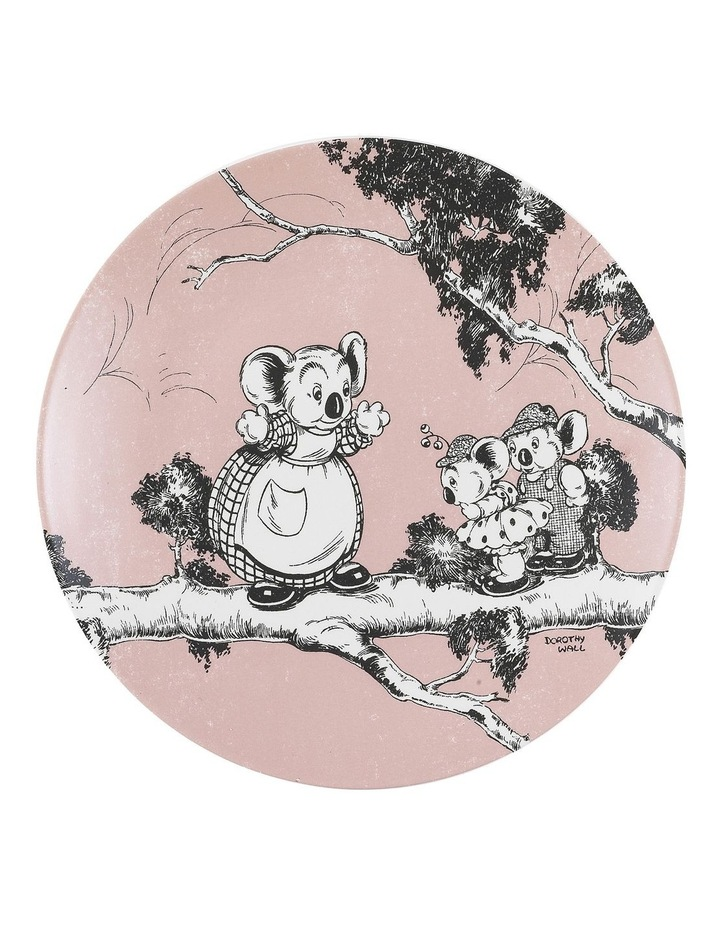 Blinky Bill Coral Side Plate 20cm image 1