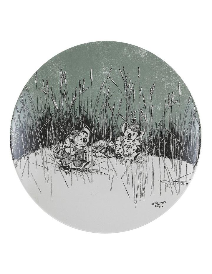 Blinky Bill Green Side Plate 20cm image 1