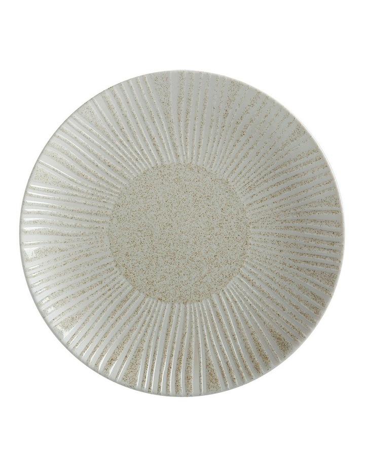Solaris Coupe Plate 20cm Sand image 1